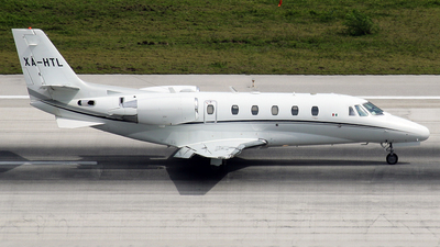 A picture of XAHTL - Cessna 560XL Citation Excel - [5605248] - © La Roche Spotters