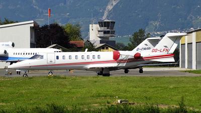 OO-LFN - Bombardier Learjet 45 - Abelag Aviation