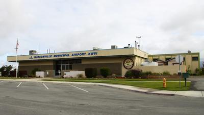 KWVI - Airport - Terminal