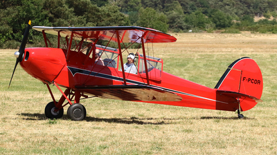 A picture of FPCOR - Stampe SV4L - [330] - © Jeroen Stroes