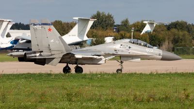 502 - Sukhoi Su-30MK - Sukhoi Design Bureau