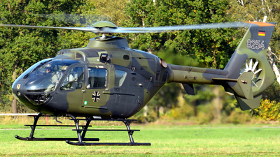 82-54 - Eurocopter EC 135T1 - Germany - Army