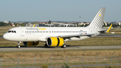 A picture of FWWBZ - Airbus A320 - Airbus - © Romain Salerno / Aeronantes Spotters