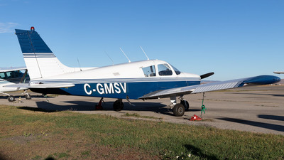 C-GMSV - Piper PA-28-140 Cherokee - Private