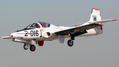 88016 - Cessna T-37C Tweety Bird - Pakistan - Air Force