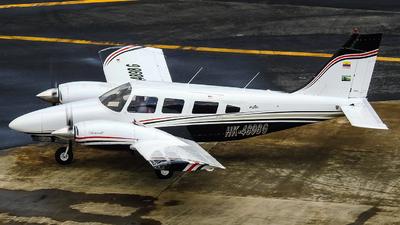 HK-4898G - Piper PA-34-220T Seneca III - Private