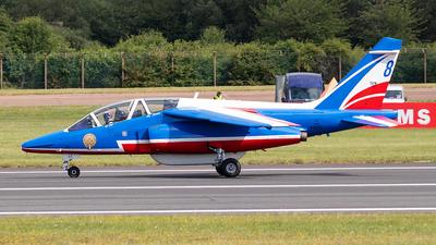 E113 - Dassault-Breguet-Dornier Alpha Jet E - France - Air Force