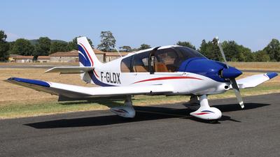 F-GLDX - Robin DR400/120 Dauphin 2+2 - Aéroclub de Bordeaux