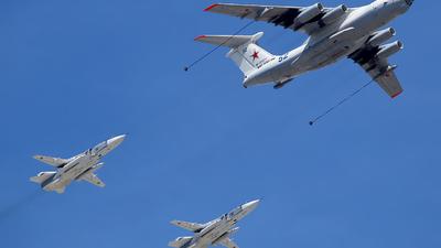 RF-94277 - Ilyushin IL-78M Midas - Russia - Air Force