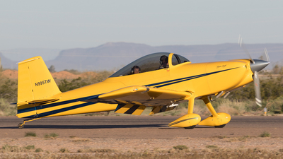N995TW - Vans RV-8 - Private