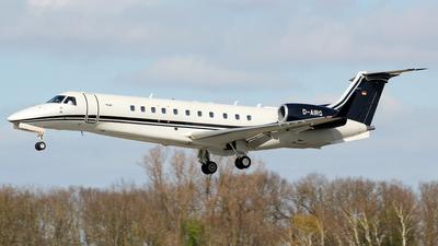 D-AIRG - Embraer ERJ-135BJ Legacy 650 - Air Hamburg