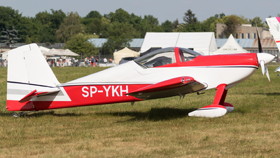 SP-YKH - Vans RV-9 - Private