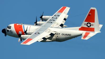 1706 - Lockheed HC-130H Hercules - United States - US Coast Guard (USCG)