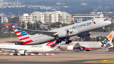 N821AN - Boeing 787-9 Dreamliner - American Airlines