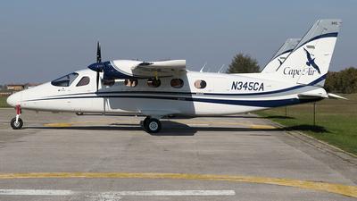 N345CA - Tecnam P2012 Traveller - Cape Air