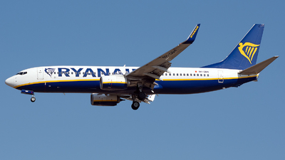 9H-QBM - Boeing 737-8AS - Malta Air (Ryanair)