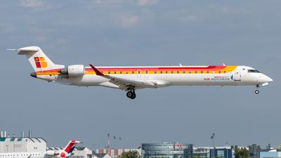 EC-JYV - Bombardier CRJ-900ER - Iberia Regional (Air Nostrum)