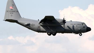 90-1793 - Lockheed C-130H Hercules - United States - US Air Force (USAF)