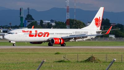 A picture of HSLTL - Boeing 7379GP(ER) - Thai Lion Air - © Chittapon K.
