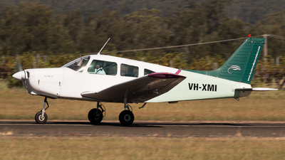 VH-XMI - Piper PA-28-161 Cherokee Warrior II - Hunter Valley Aviation