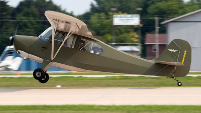A picture of N83886 - Aeronca 7AC - [7AC2566] - © Jeremy D. Dando