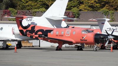 RA-01500 - Pilatus PC-12/45 - Dexter Aero