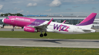 A picture of HALYM - Airbus A320232 - Wizz Air - © Yura Tanchyn