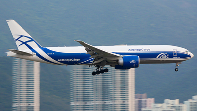 VQ-BAO - Boeing 777-FBT - Air Bridge Cargo
