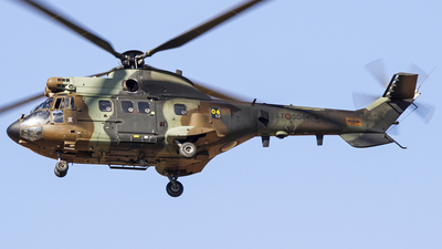 HU.21-06 - Eurocopter AS 332M Super Puma - Spain - Army