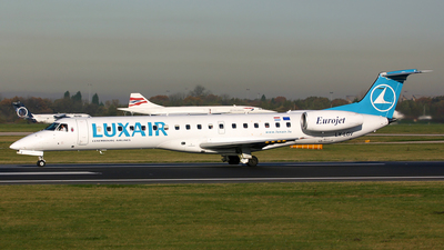 LX-LGV - Embraer ERJ-145LU - Luxair - Luxembourg Airlines