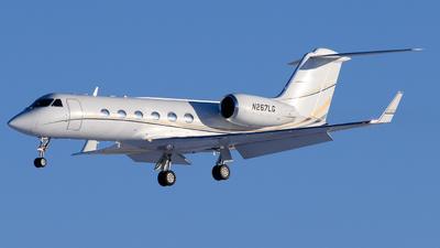 N267LG - Gulfstream G-IV - Private
