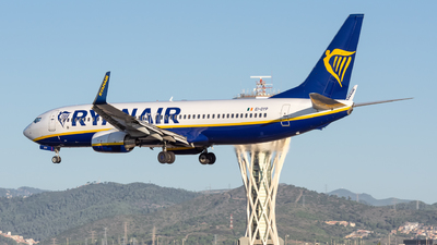 EI-DYP - Boeing 737-8AS - Ryanair