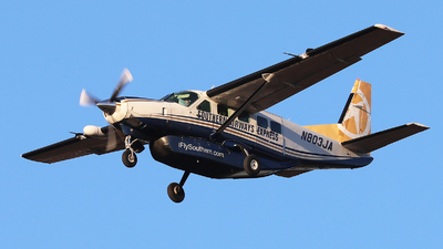 N803JA - Cessna 208 Caravan - Southern Airways Express
