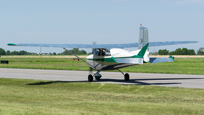 N7047T - Cessna 172 Skyhawk - Private