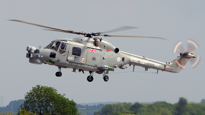 ZD566 - Westland Lynx HMA.8DSP - United Kingdom - Royal Navy