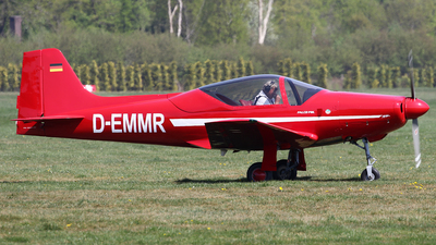 D-EMMR - Aeromere F8L Falco III - Private
