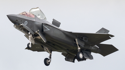 ZM137 - Lockheed Martin F-35B Lightning II - United Kingdom - Royal Air Force (RAF)