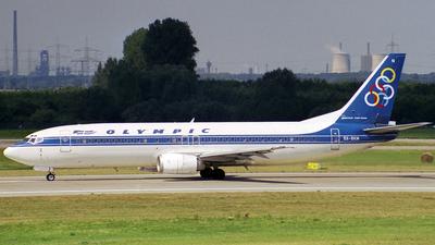 SX-BKN - Boeing 737-4Q8 - Olympic Airways