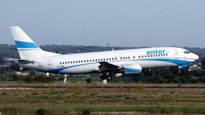 SP-ENF - Boeing 737-4C9 - Enter Air
