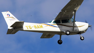 TG-RAM - Cessna 172N Skyhawk II - Private