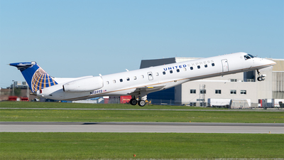 N15912 - Embraer ERJ-145LR - United Express (ExpressJet Airlines)
