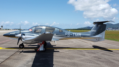 PS-TMR - Diamond Aircraft DA-62 - Private