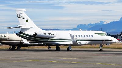 PP-MXM - Dassault Falcon 2000LX - Private