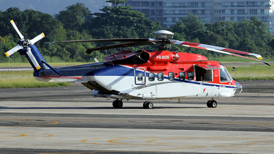 PR-BGN - Sikorsky S-92A Helibus - CHC do Brasil Taxi Aereo