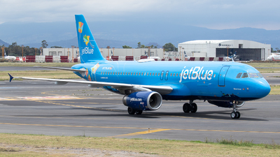 N779JB - Airbus A320-232 - jetBlue Airways