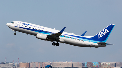 A picture of JA70AN - Boeing 737881 - All Nippon Airways - © H.Hayashi