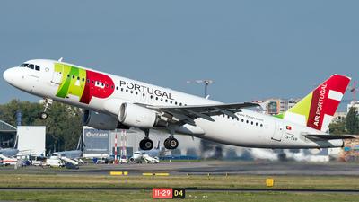 CS-TNW - Airbus A320-214 - TAP Portugal