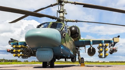 RF-90677 - Kamov Ka-52 Alligator - Russia - Air Force