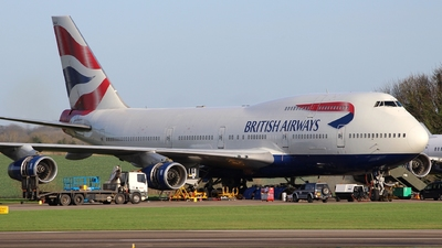 A picture of GBNLW - Boeing 747436 - [25432] - © Shaun Grist