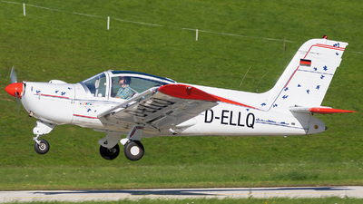 D-ELLQ - Socata MS-893A Rallye Commodore - Private